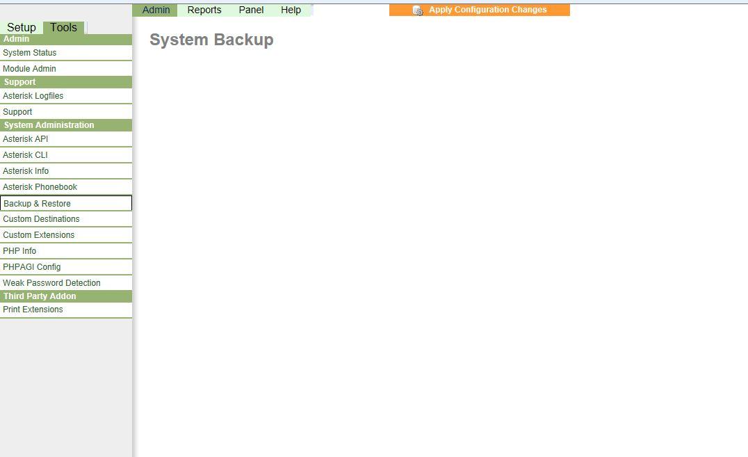 Trixbox to Elastix Upgrade / Conversion / Migration / Guide
